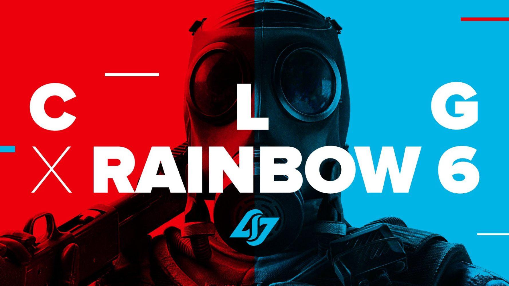 Counter Logic Gaming - Annonce - Rainbow Six Siège