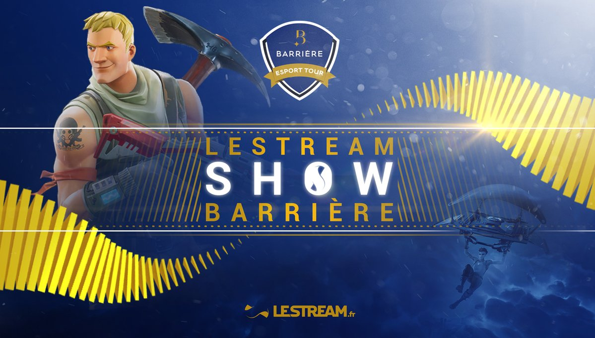 Fortnite LeStream