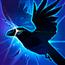 Forme du corbeau