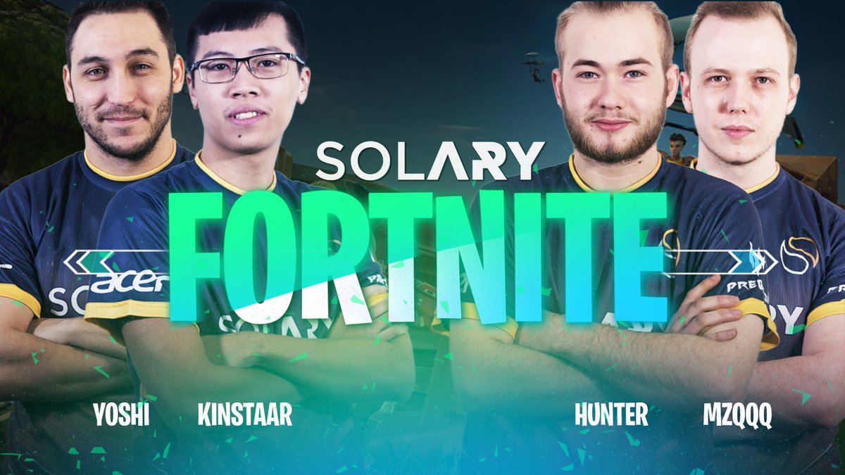 Solary Fortnite