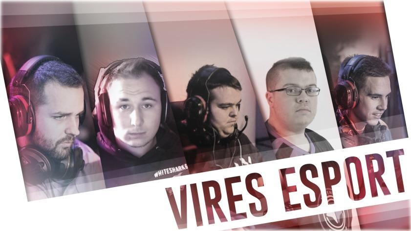 Vires eSport - Annonce whiteshark67