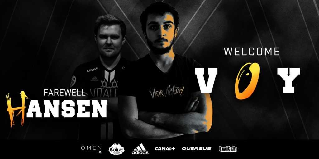 Voy - Vitality - Annonce