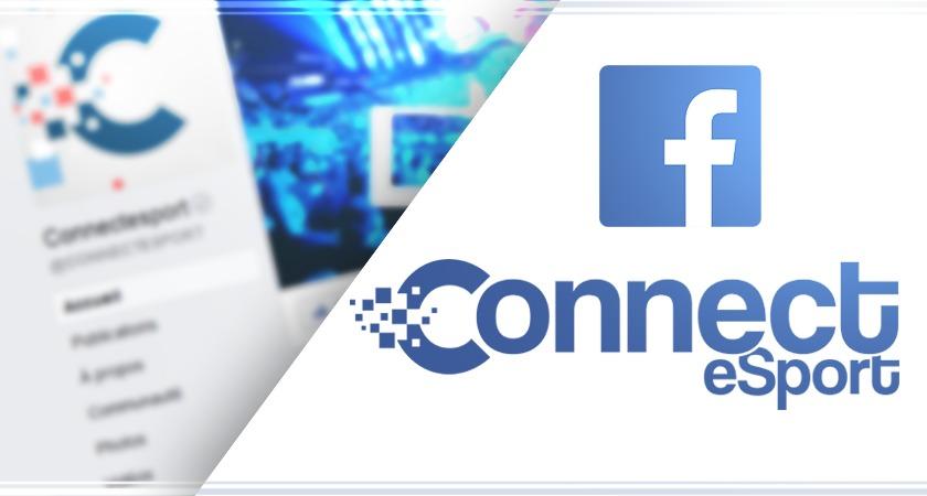 connectesport facebook