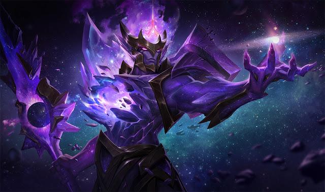 dark star jarvan IV splash art