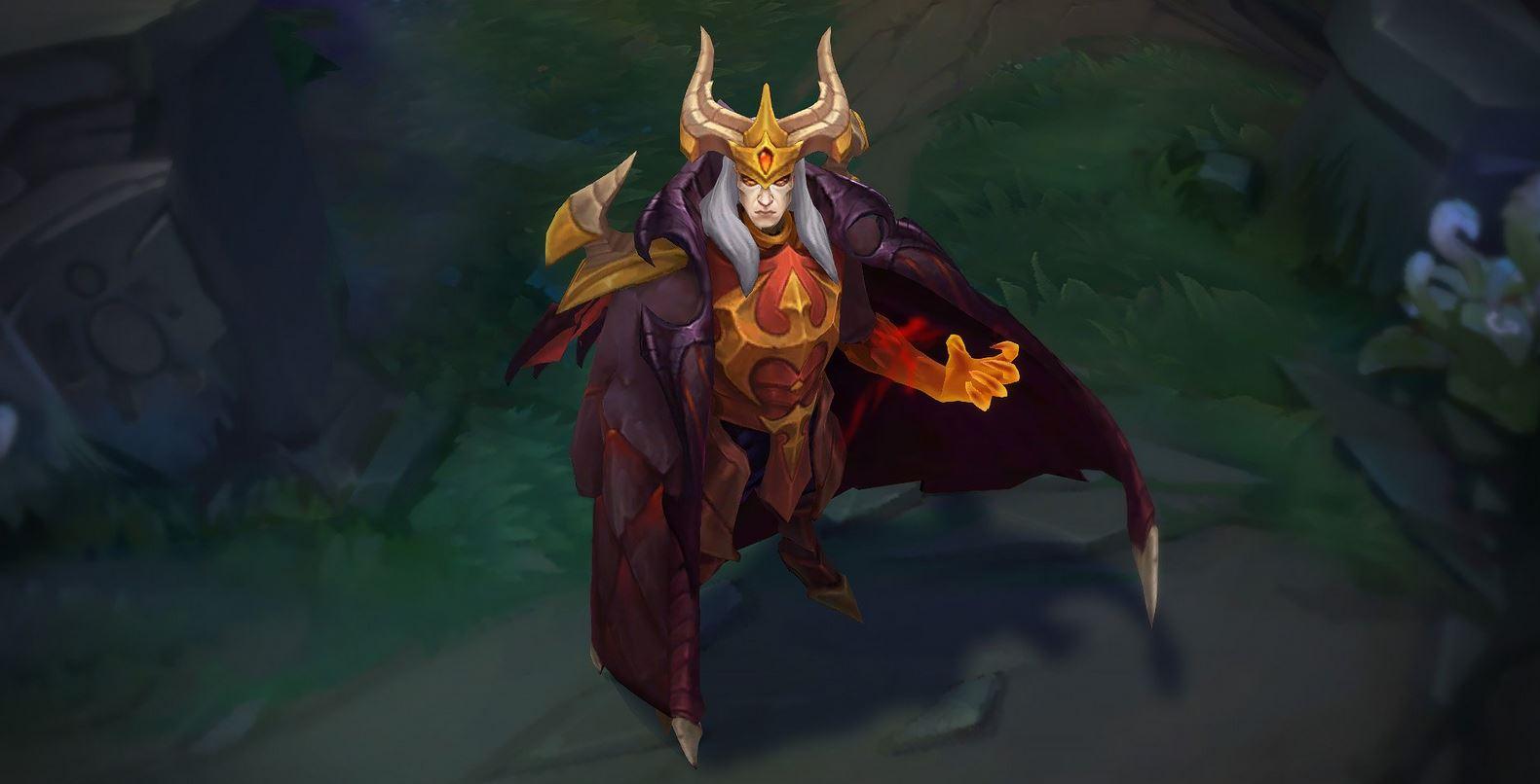 dragonmaster swain