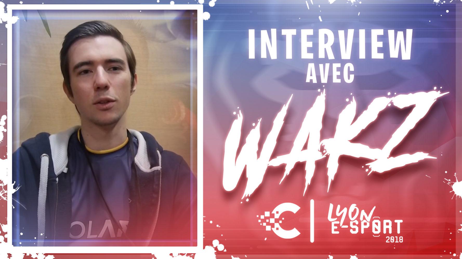 interview de wakz