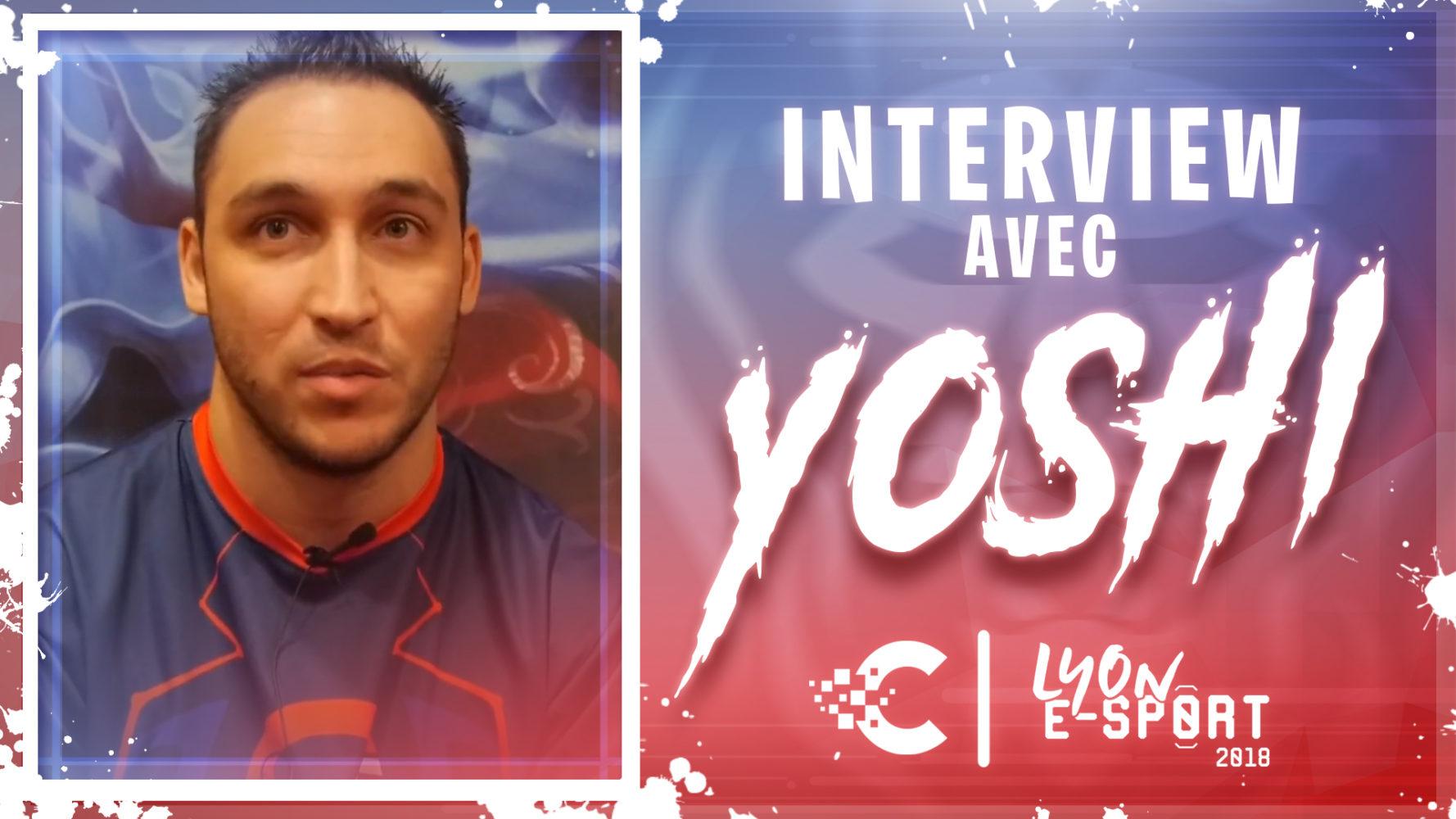 interview de yoshi