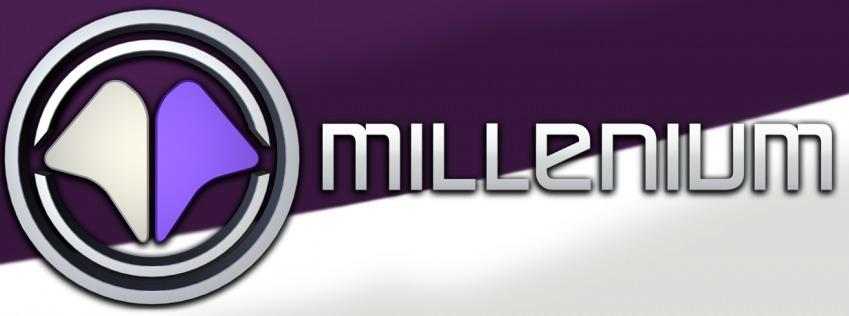millenium banner