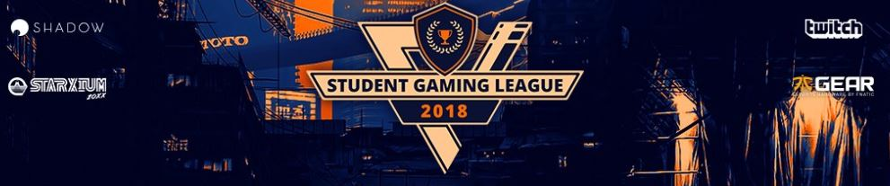 student gaming league