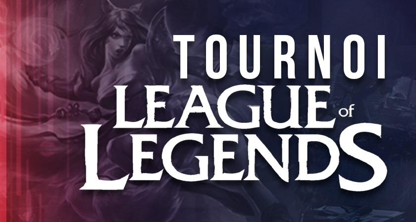 tournoi lol lyon e-sport 2018
