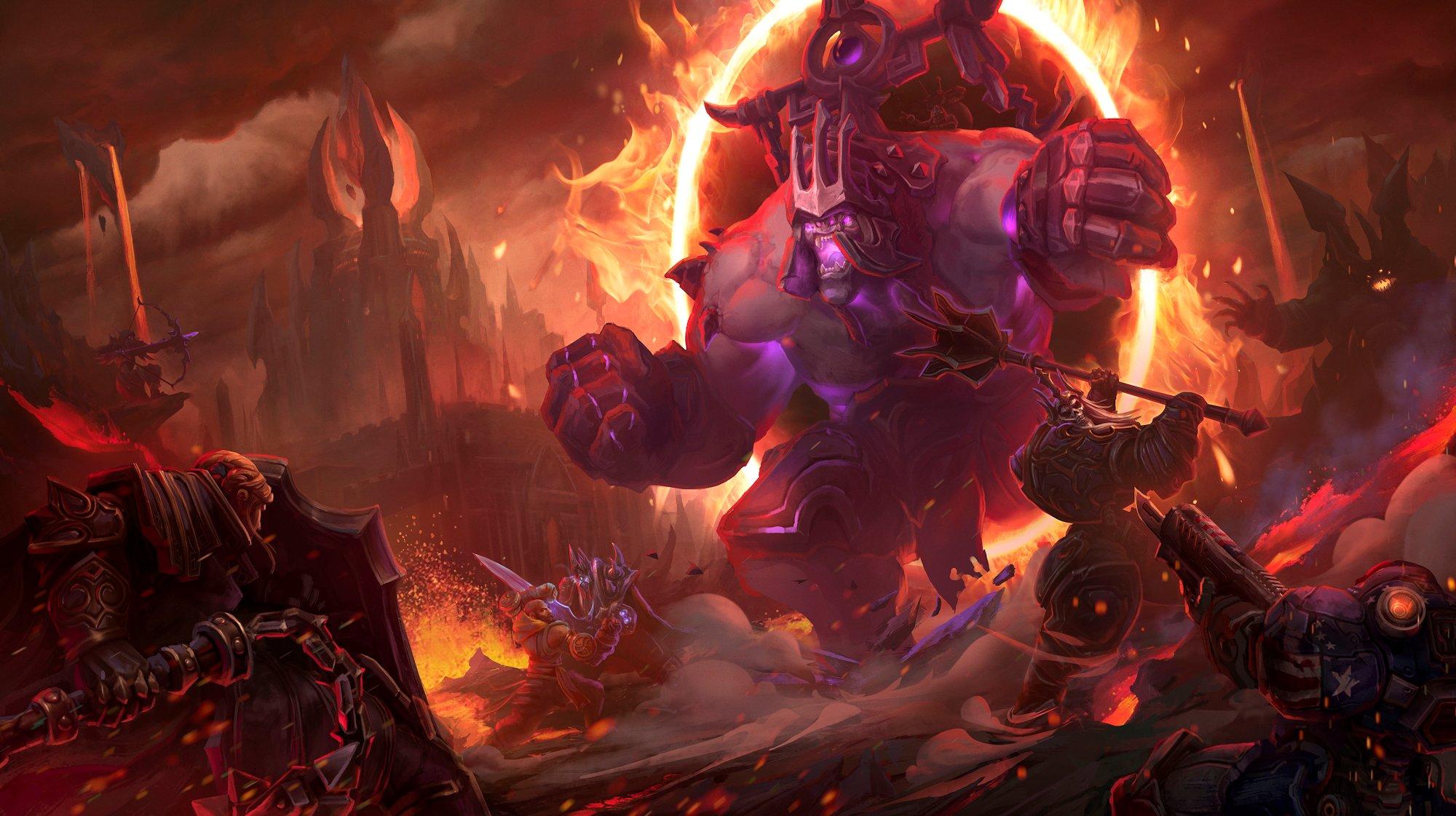 Sanctuaires infernaux