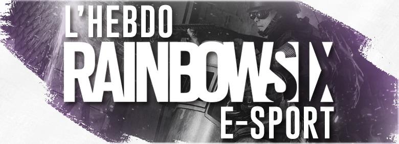 Intro - Rainbow Six - Hebdo - Kini