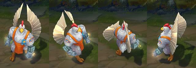 birdio skin