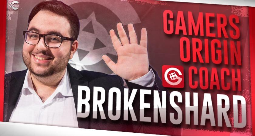 brokenshard coach gamersorigin