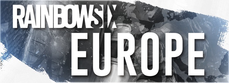Intro - Rainbow Six -Europe