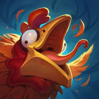 icone invocateur poulet