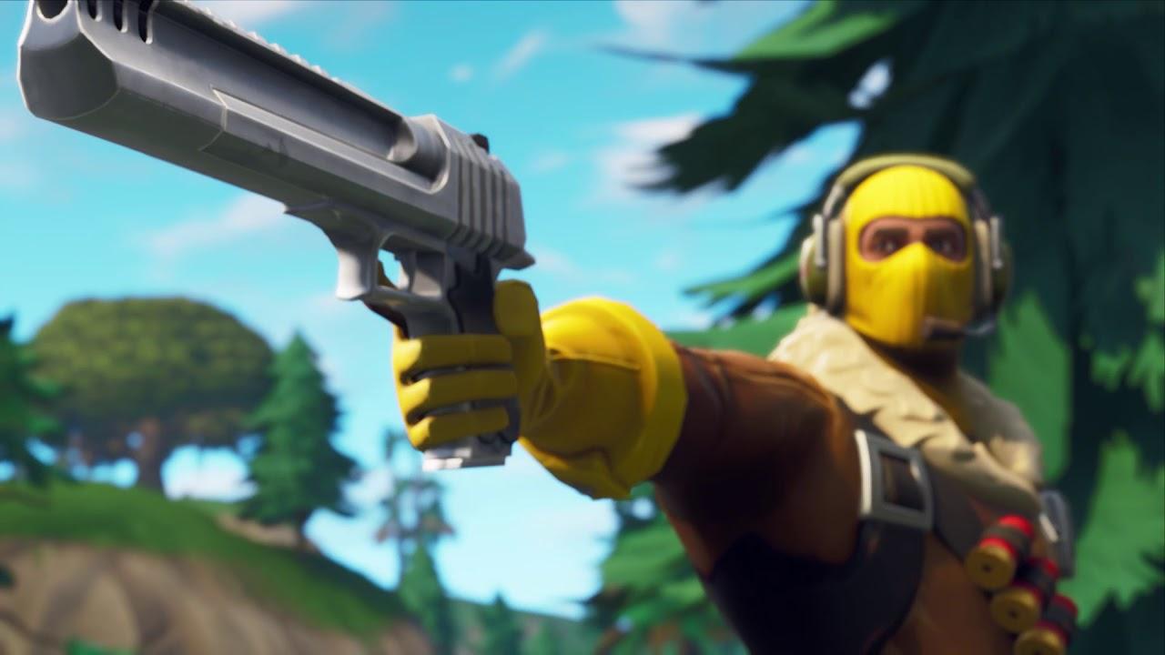 pistolet bourlingueur vidéo
