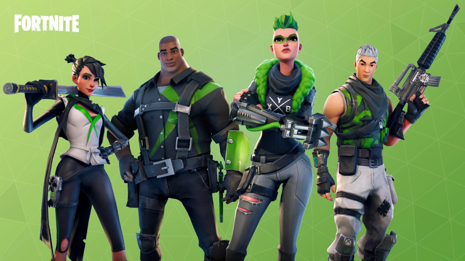 skin fortnite save the worlds xbox