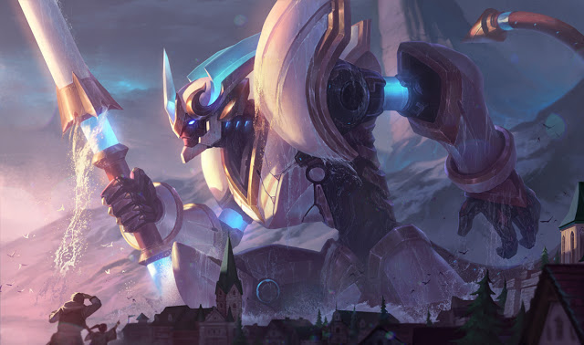 splash art lancer stratus wukong