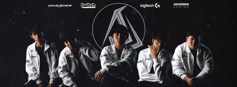 Ascension Gaming banner