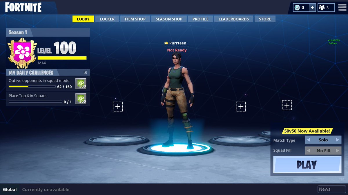 Lobby Fortnite