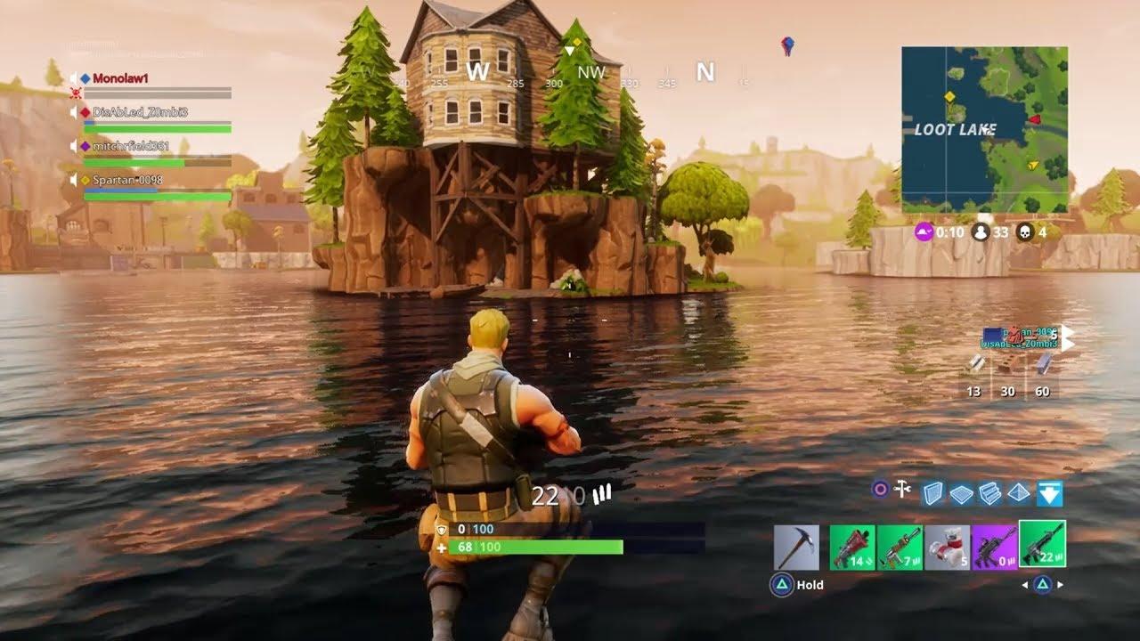 Loot Lakes