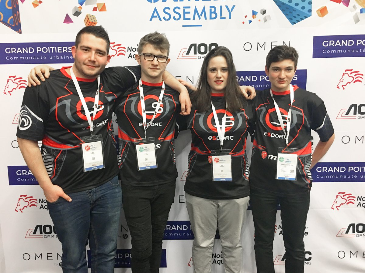 Oserv Gamers Assembly
