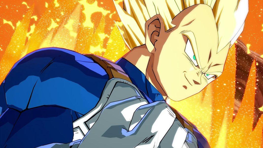 Vegeta Dragon Ball FighterZ
