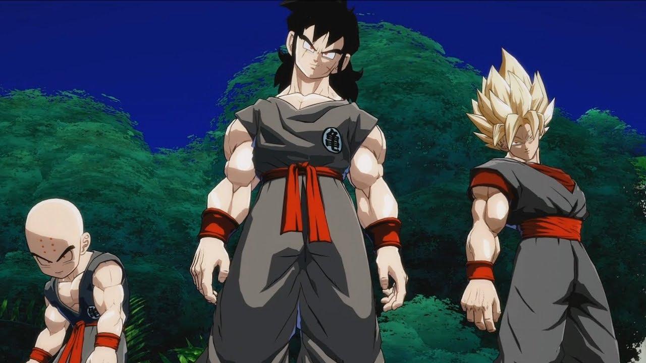 clone Dragon Ball FighterZ