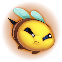 emote bee patch 8.10
