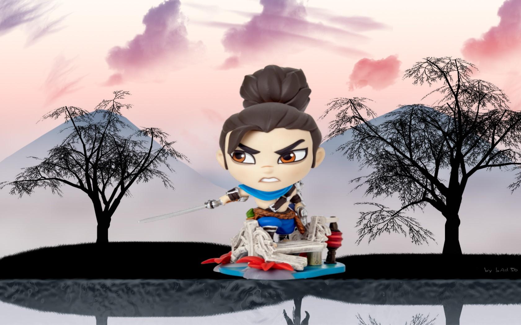 figurine Yasuo