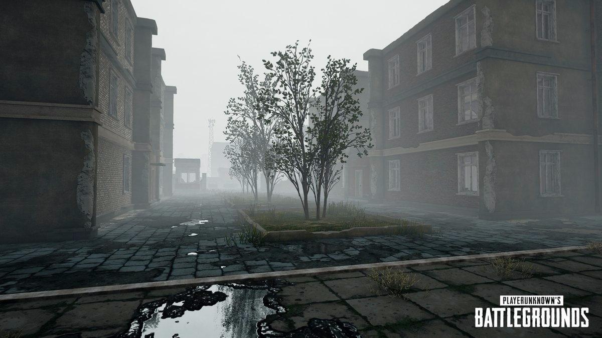 fog PUBG
