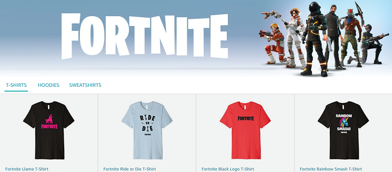 fortnite boutique