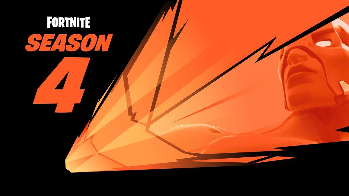 saison 4 Fortnite