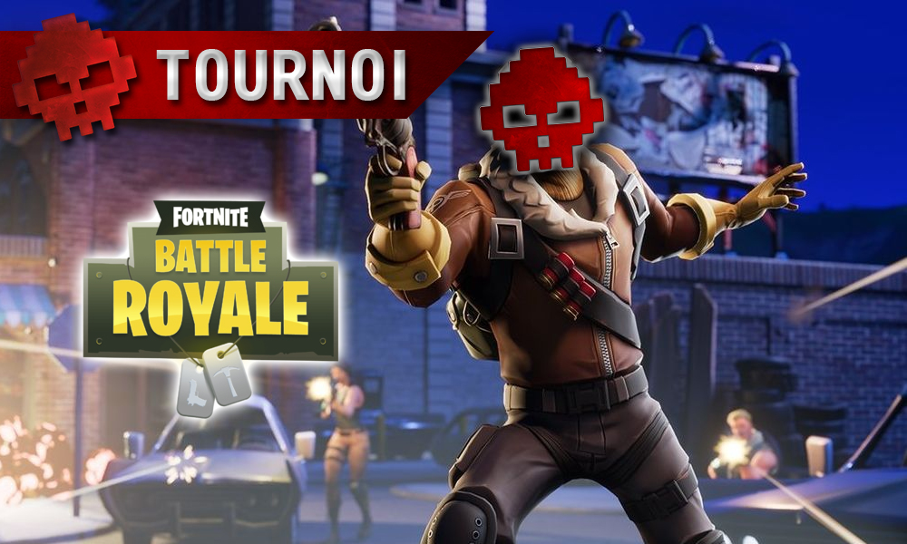 tournoi War Legend Fortnite