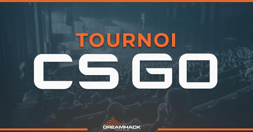 Tournoi CS GO Dreamhack 2018