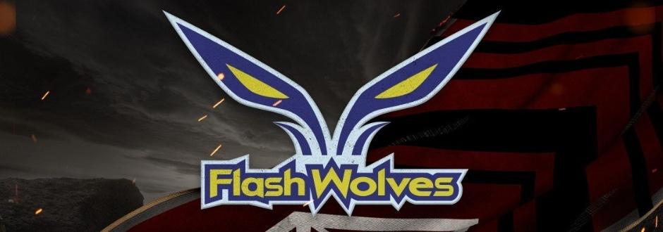 Flash Wolves banner