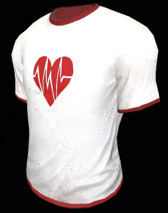 T shirt revive sur H1Z1