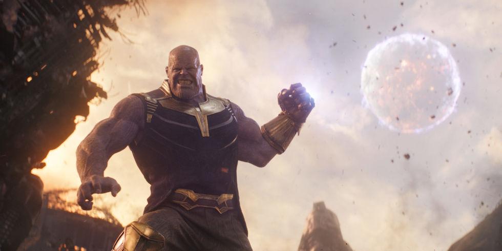 Thanos gant infini