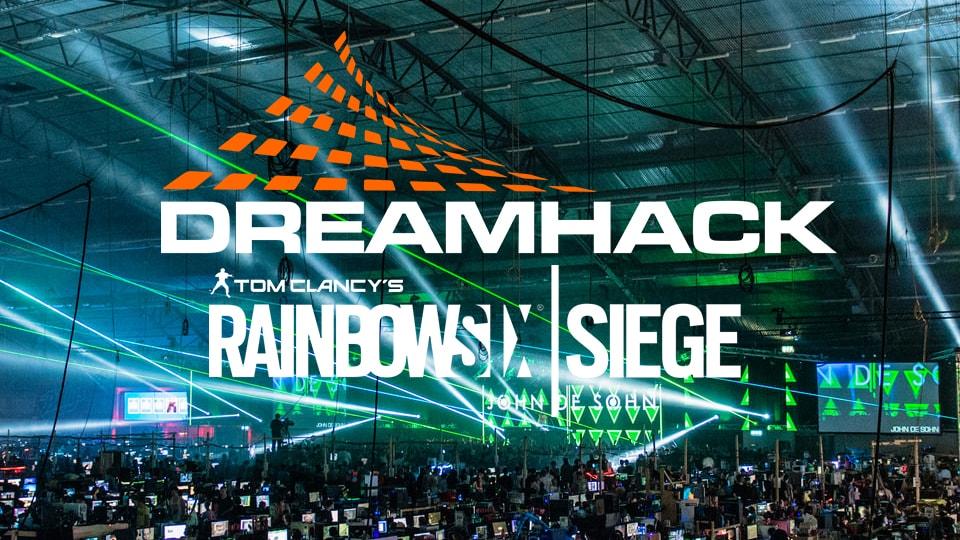 dreamhack austin rainbow six siège