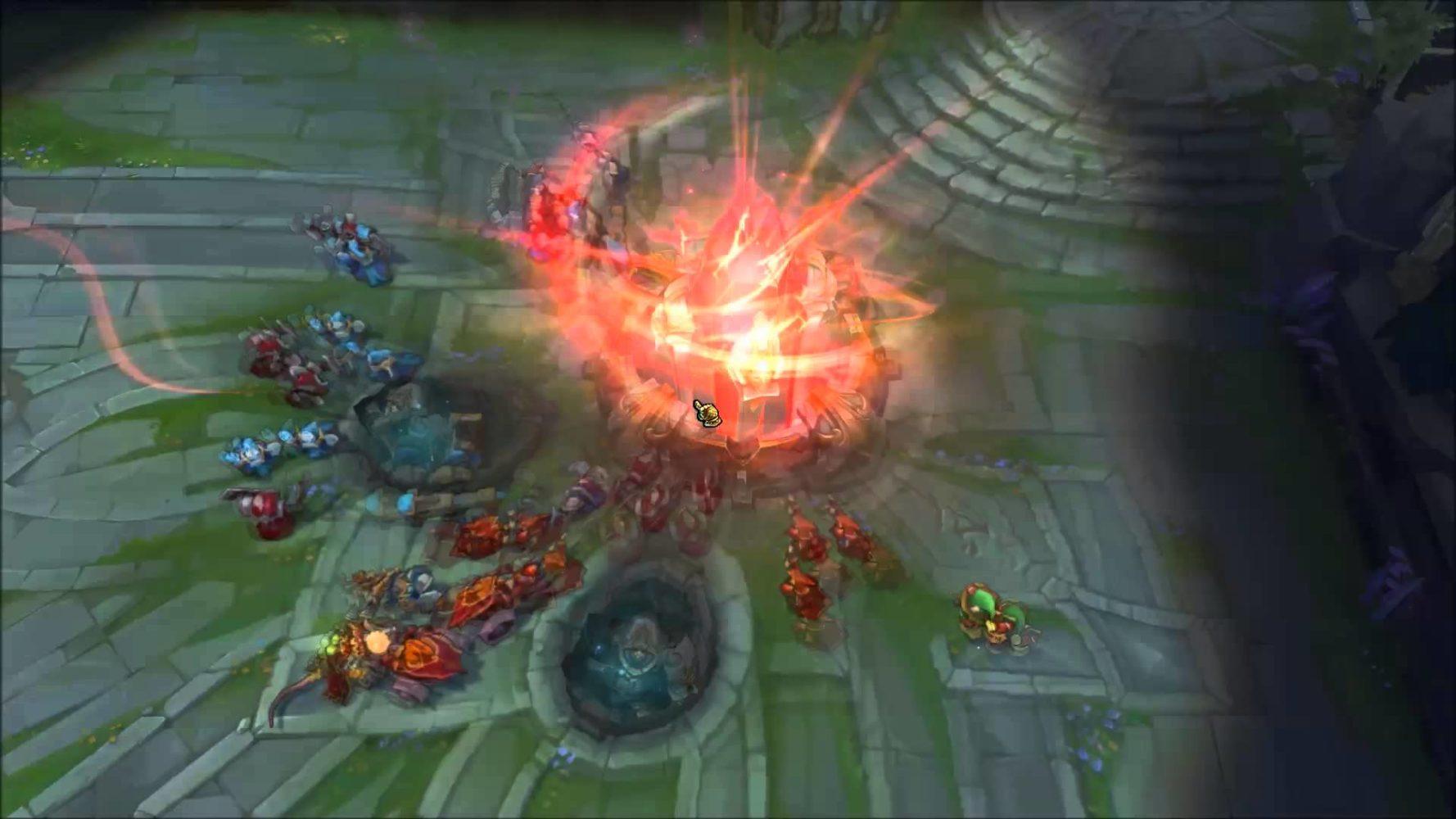 nexus lol explosion