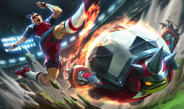 playmaker lee sin et sweeper rammus patch 8.12