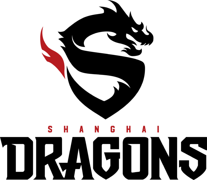 Logo de l'équipe Shanghaï Dragons