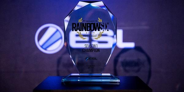 ESL - Pro League - Rainbow Six Siege
