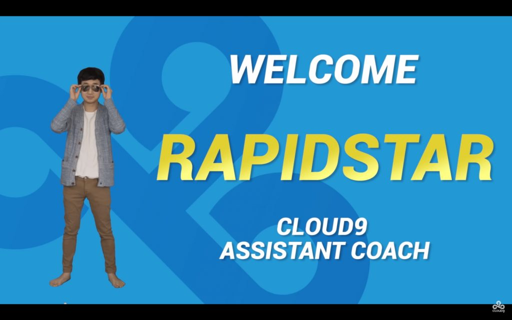 Rapidstar Cloud9
