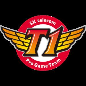 Logo de l'équipe SK Telecom T1