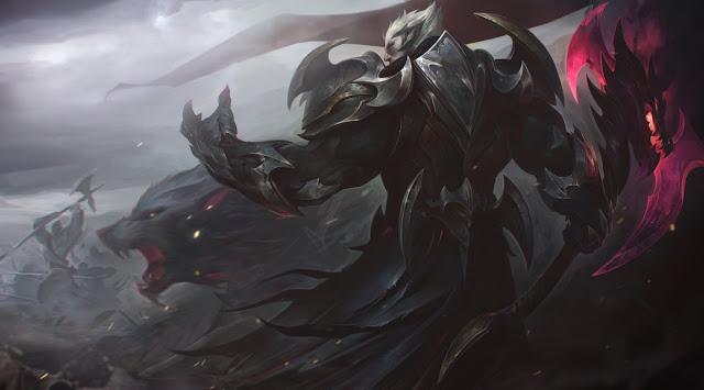 splash art god-king darius