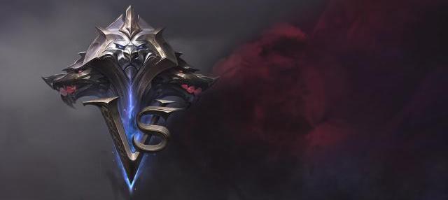 Logo du VS Darius contre Garen