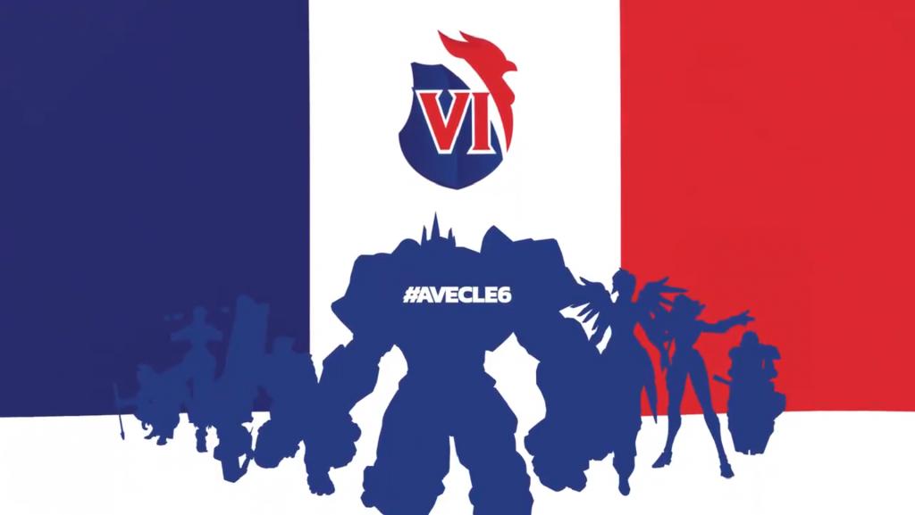 L'equipe de France d'Overwatch définitive a été présentée