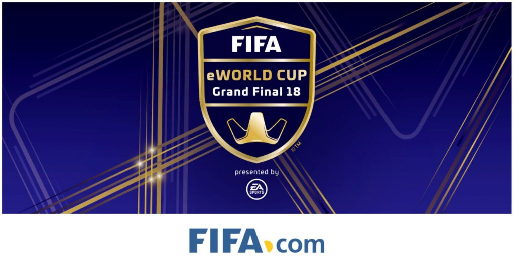 fifa 18 eworld cup